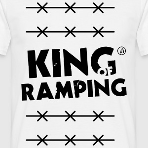 King of Ramping - Men's T-Shirt