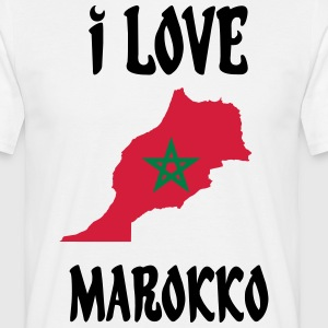 MAROKKO COLLECTION - Mannen T-shirt