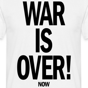 War is over! - Männer T-Shirt