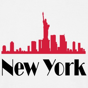 New York - Mannen T-shirt