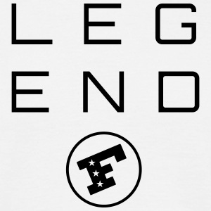 LEGEND F - Herre-T-shirt