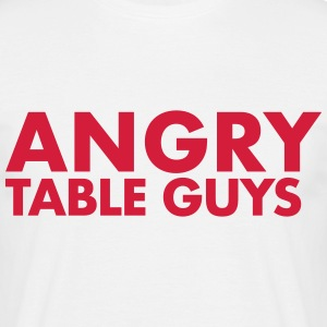 angrytableguys.com - Men's T-Shirt