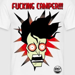 I hate campers.... - T-shirt Homme