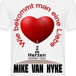 MIKE VAN HYKE - T-shirt herr
