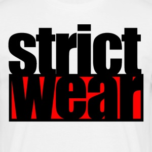 Strict alpha - Men's T-Shirt