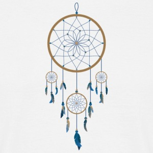 Culture Dream catcher - Men's T-Shirt