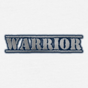 warrior - Mannen T-shirt
