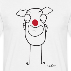Chillions Sad Clown - Men's T-Shirt