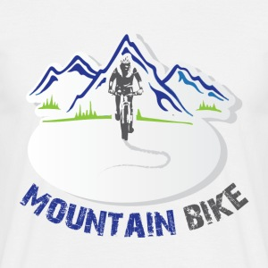 Mountain Bike - T-shirt Homme