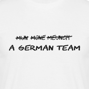 A German team - Men's T-Shirt