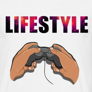 Gaming Lifestyle - T-shirt Homme