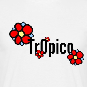 Tr0pico - Men's T-Shirt