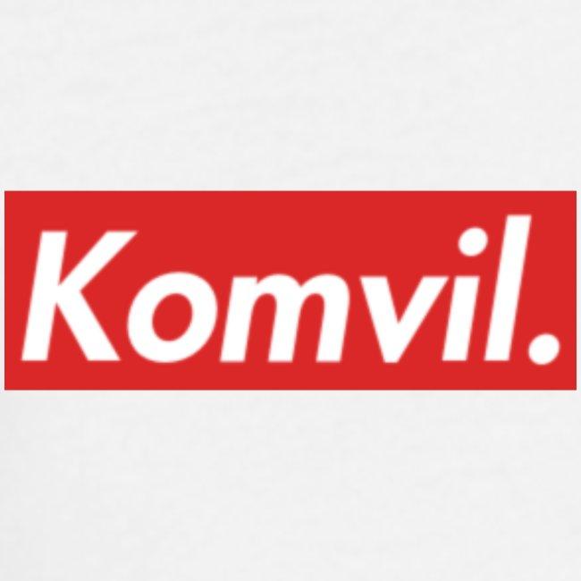 KomvilCraft | P R I M E Logo