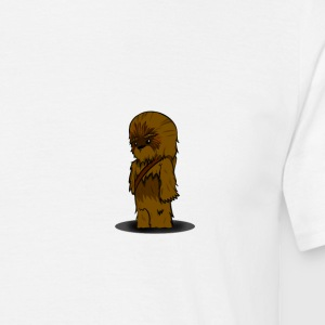 chewbacca sincefiction - Männer T-Shirt