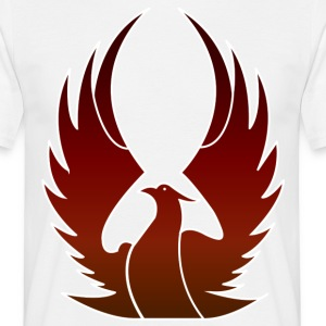 Phenix on fire - T-shirt Homme