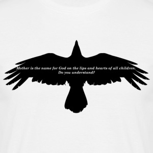 The Crow -Mother - Men's T-Shirt
