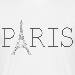 I love Paris - T-shirt Homme