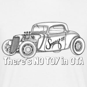 There's NO TOY in OTA (Int'l) - T-shirt herr