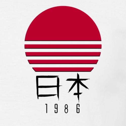 Japan 1986 - Mannen T-shirt