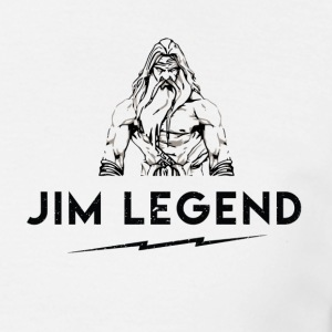 Jim Legend - Men's T-Shirt