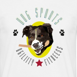 dog - Men's T-Shirt