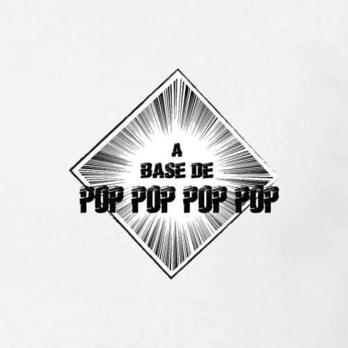 Logo A base de Pop pop pop pop