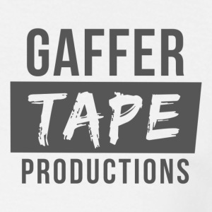 Gaffer Ruban Productions - T-shirt Homme