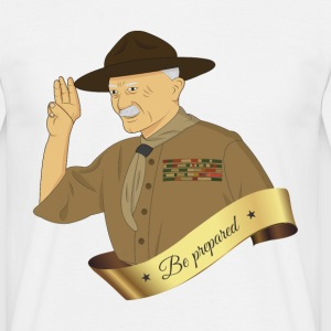 bp_be_prepared - Camiseta hombre