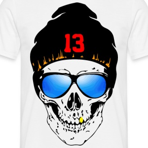 Skull Design 1 - Men's T-Shirt