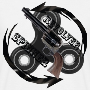 Revolver Spinner - Men's T-Shirt