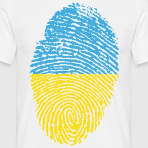 UKRAINE 4 EVER COLLECTION - T-shirt Homme