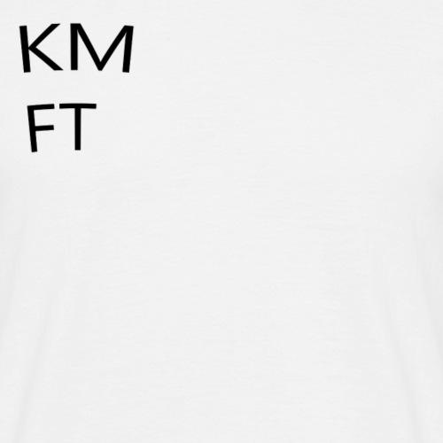 KMFT - T-shirt Homme