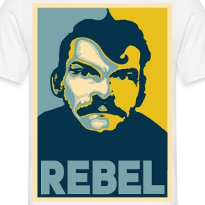 Rebel - T-shirt herr