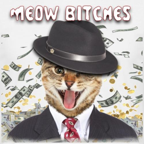 Mafia Cat - Men's T-Shirt