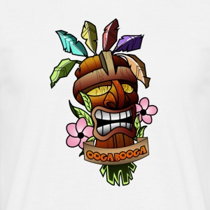 Crash Bandicoot Remastered ooga Booga - Herre-T-shirt
