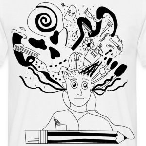 Explocion ideas - Men's T-Shirt