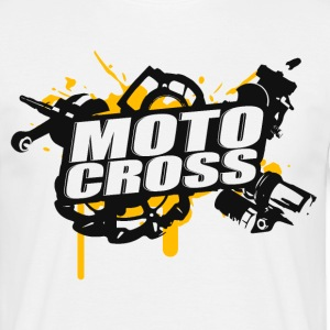 Motocross Supermoto Enduro Vol.I - Männer T-Shirt