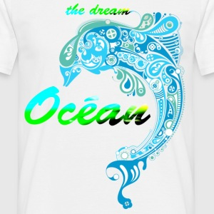 THE DREAM OCEAN - T-shirt Homme