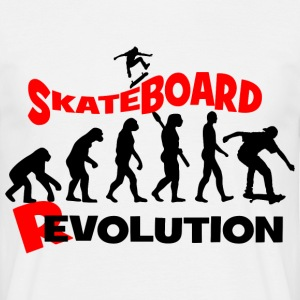 tshirt-skate Revolution - Men's T-Shirt