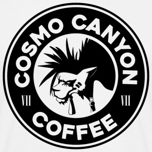 Cosmo Canyon Coffee - T-shirt herr