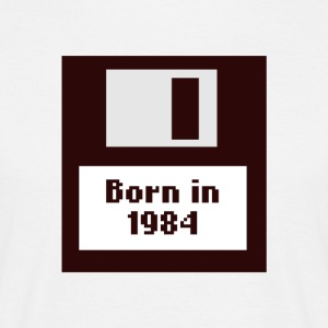 Born in 1984 - Men's T-Shirt