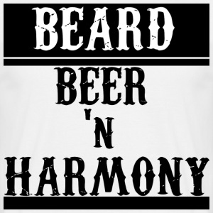 Beard n Beer - Men's T-Shirt