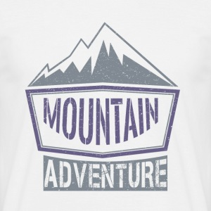 Mountain Adventure - T-shirt herr