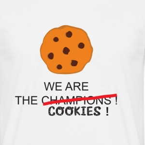 WE ARE THE COOKIES - Men's T-Shirt