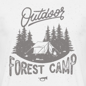 Forest Camp - T-shirt Homme