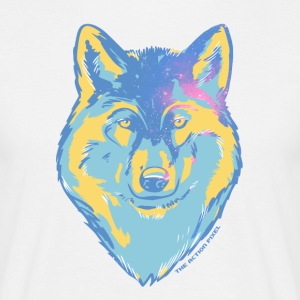 Star Wolf - Men's T-Shirt