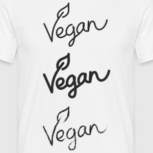 VEGAN COLLECTION - Männer T-Shirt