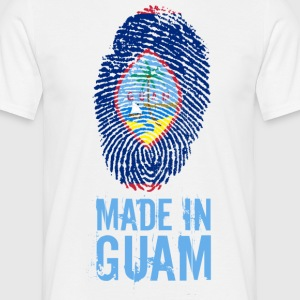 Made In Guam / guahan - Herre-T-shirt