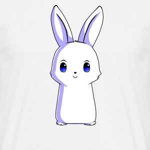 Cool Bunny - Men's T-Shirt