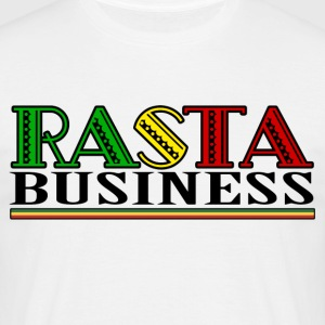 Rasta Business - Men's T-Shirt